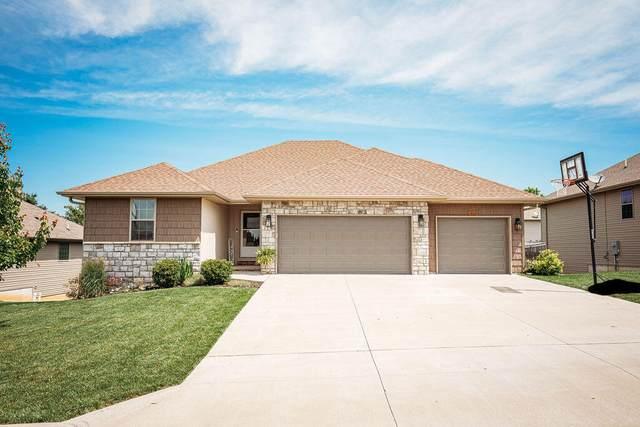 1807 E Costa Mesa Court, Ozark, MO 65721 (MLS #60193012) :: Sue Carter Real Estate Group