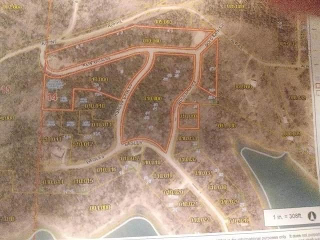 000 Gold Eagles Point Lots 36A & 37A, Shell Knob, MO 65747 (MLS #60193027) :: Lakeland Realty, Inc.