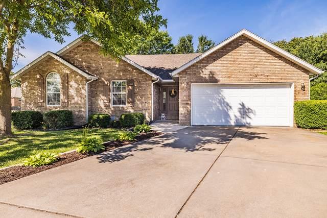 1354 W Berkshire Avenue, Nixa, MO 65714 (MLS #60193050) :: Tucker Real Estate Group | EXP Realty