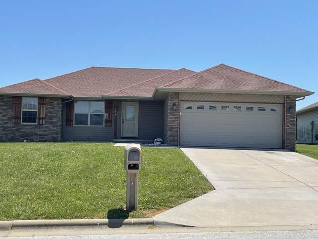 108 N Ashton Avenue, Clever, MO 65631 (MLS #60193142) :: Clay & Clay Real Estate Team