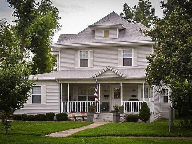 1313-1315 N Washington Avenue, Springfield, MO 65802 (MLS #60193145) :: Lakeland Realty, Inc.