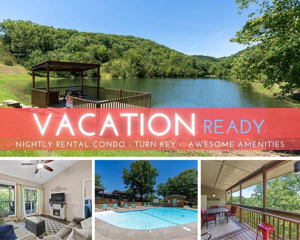 321 Notch Lane #12, Branson West, MO 65737 (MLS #60193185) :: Clay & Clay Real Estate Team