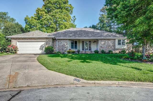 1217 S Raintree Place, Springfield, MO 65809 (MLS #60193186) :: Lakeland Realty, Inc.