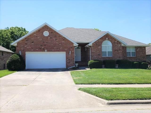 830 E Rachael Drive, Republic, MO 65738 (MLS #60193208) :: Clay & Clay Real Estate Team