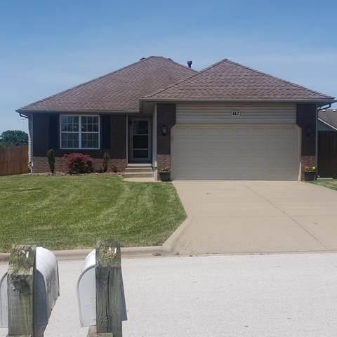 417 N Harrington, Republic, MO 65738 (MLS #60193247) :: Sue Carter Real Estate Group