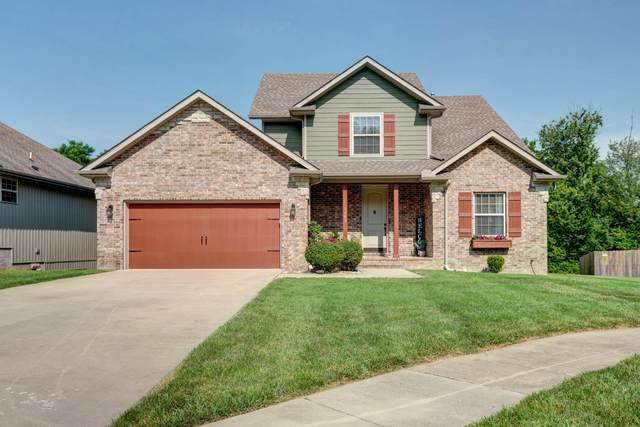 1143 S Maple Grove Avenue, Springfield, MO 65804 (MLS #60193309) :: Evan's Group LLC