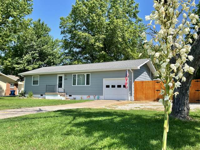 1271 St Hwy Bb, Hollister, MO 65672 (MLS #60193323) :: Team Real Estate - Springfield