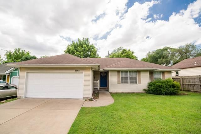 1465 S Oak Grove Avenue, Springfield, MO 65804 (MLS #60193353) :: Evan's Group LLC