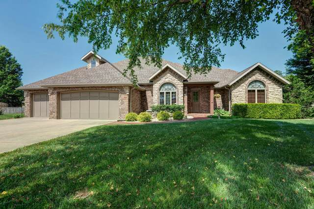 909 Crater Circle, Nixa, MO 65714 (MLS #60193365) :: Sue Carter Real Estate Group