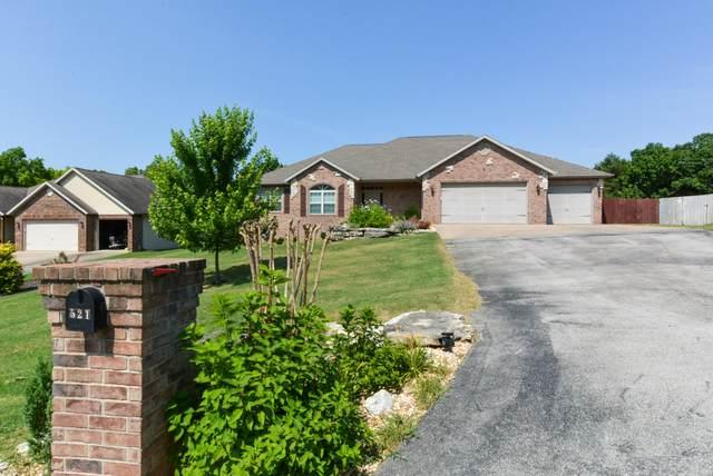 521 Hummingbird Hills Lane, Branson, MO 65616 (MLS #60193384) :: Lakeland Realty, Inc.