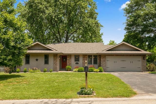 1509 E Sycamore Street, Ozark, MO 65721 (MLS #60193392) :: Sue Carter Real Estate Group