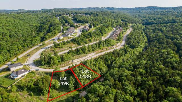000 Country Ridge Way Lot 149R, Branson, MO 65616 (MLS #60193405) :: The Real Estate Riders