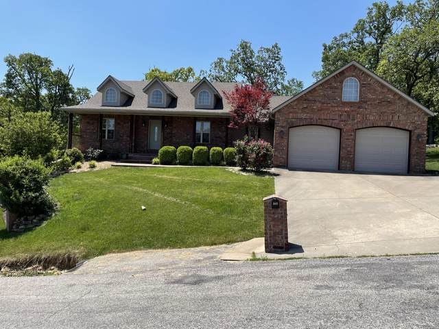 212 Rockpoint Drive, Walnut Shade, MO 65771 (MLS #60193410) :: Sue Carter Real Estate Group