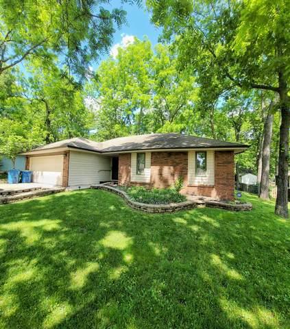 5842 S Morning Glory Lane, Battlefield, MO 65619 (MLS #60193417) :: Sue Carter Real Estate Group