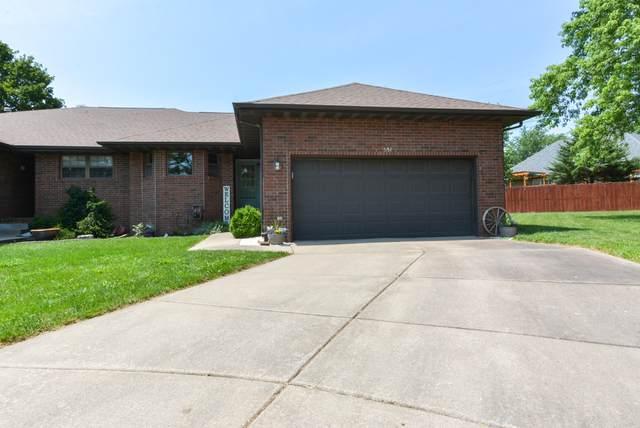 651 S Woodbridge Court, Nixa, MO 65714 (MLS #60193419) :: Sue Carter Real Estate Group