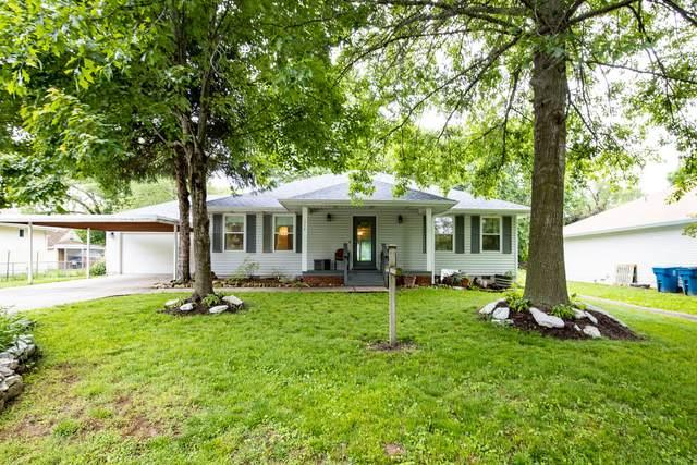 317 S Market Street Street, Nixa, MO 65714 (MLS #60193449) :: Sue Carter Real Estate Group