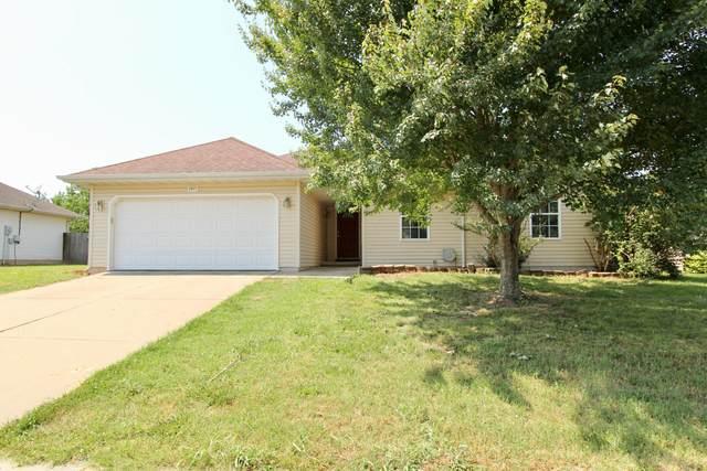 2827 E Marshall Street, Republic, MO 65738 (MLS #60193455) :: Sue Carter Real Estate Group