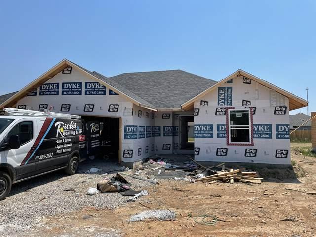 512 Chipmunk, Rogersville, MO 65742 (MLS #60193458) :: Sue Carter Real Estate Group
