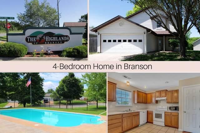 171 Quail Run Road, Branson, MO 65616 (MLS #60193480) :: Sue Carter Real Estate Group