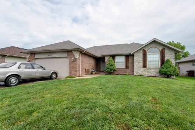 4723 W Meadowlark Street, Battlefield, MO 65619 (MLS #60193482) :: Sue Carter Real Estate Group