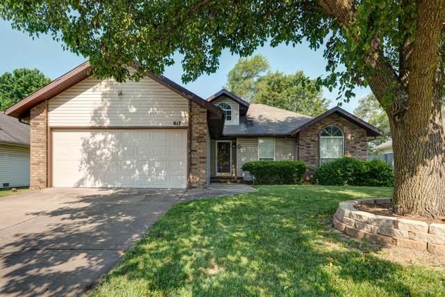 817 S Duke Avenue, Springfield, MO 65802 (MLS #60193483) :: Sue Carter Real Estate Group