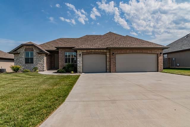 865 E Dyann Drive, Nixa, MO 65714 (MLS #60193496) :: Sue Carter Real Estate Group
