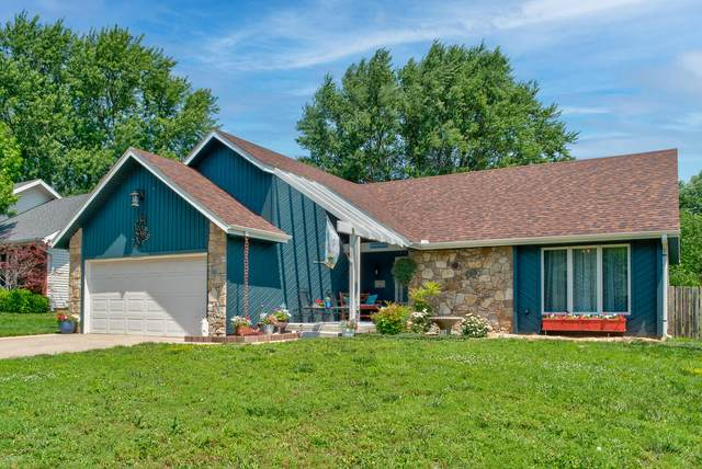 1513 W Highland Street, Springfield, MO 65807 (MLS #60193499) :: Sue Carter Real Estate Group