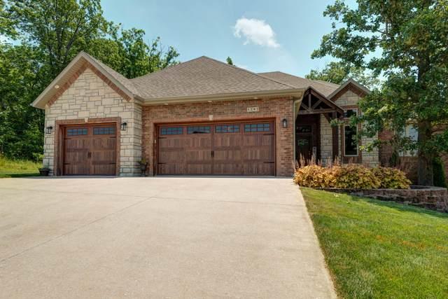 1292 S Amber Ridge Drive, Nixa, MO 65714 (MLS #60193511) :: United Country Real Estate