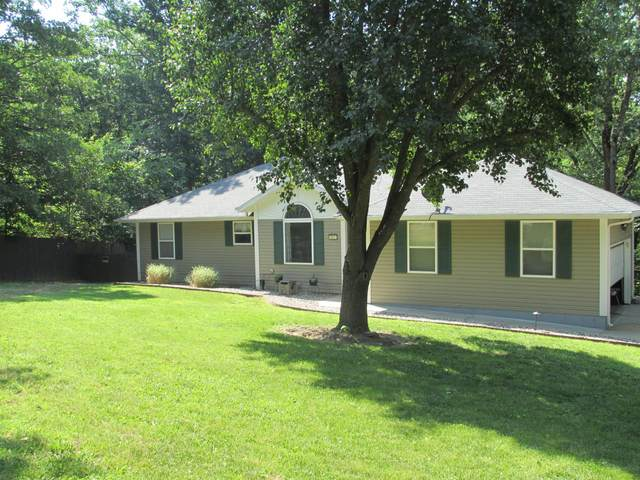 802 N 43rd Street, Nixa, MO 65714 (MLS #60193531) :: Winans - Lee Team | Keller Williams Tri-Lakes
