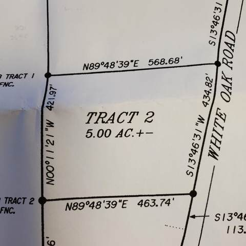 5 Ac-Tract 2 White Oak Road, Rogersville, MO 65742 (MLS #60193573) :: The Real Estate Riders