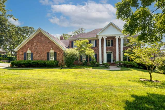 1256 S Post Oak Court, Springfield, MO 65809 (MLS #60193580) :: Clay & Clay Real Estate Team