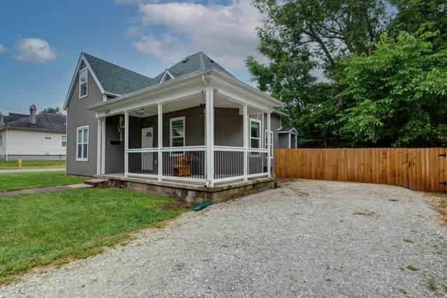 623 S Missouri Avenue, Springfield, MO 65806 (MLS #60193695) :: Clay & Clay Real Estate Team