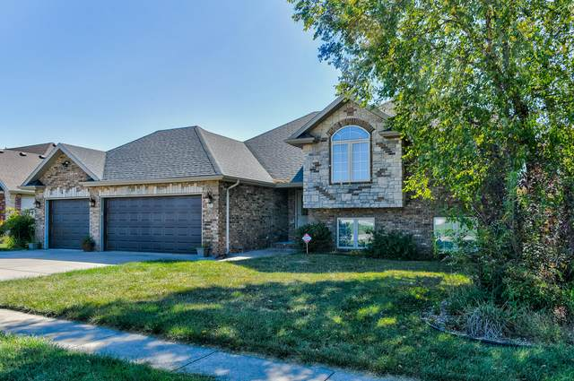 904 E Rachael Drive, Republic, MO 65738 (MLS #60193716) :: The Real Estate Riders