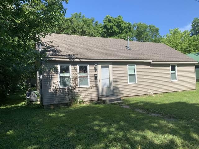 906 12th St Street, Monett, MO 65708 (MLS #60193785) :: United Country Real Estate