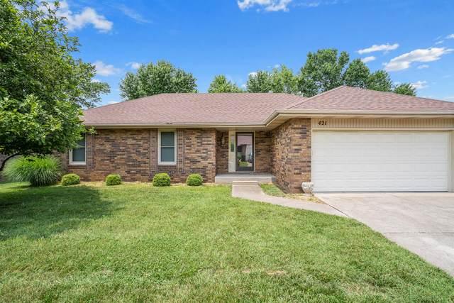 421 E Edgewood Street, Springfield, MO 65807 (MLS #60193796) :: Clay & Clay Real Estate Team