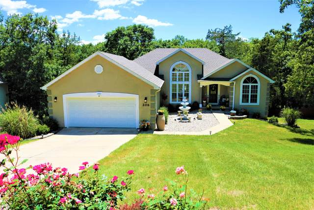 206 Garner Drive, Branson, MO 65616 (MLS #60193829) :: Clay & Clay Real Estate Team