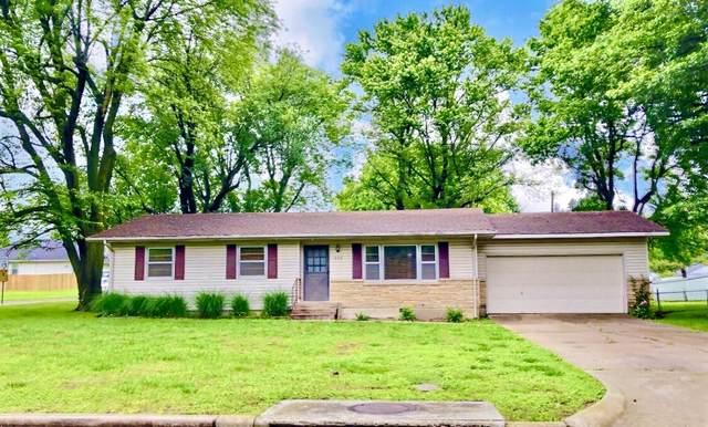 200 W Nellie Avenue, Monett, MO 65708 (MLS #60193843) :: United Country Real Estate