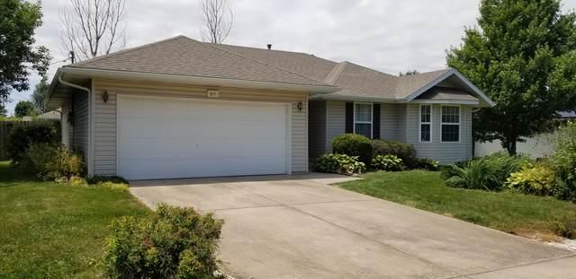 611 S Mckee Avenue, Republic, MO 65738 (MLS #60193859) :: The Real Estate Riders