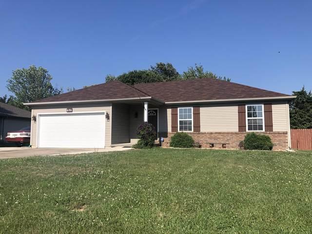 606 S Wrenwood Street, Strafford, MO 65757 (MLS #60193908) :: The Real Estate Riders