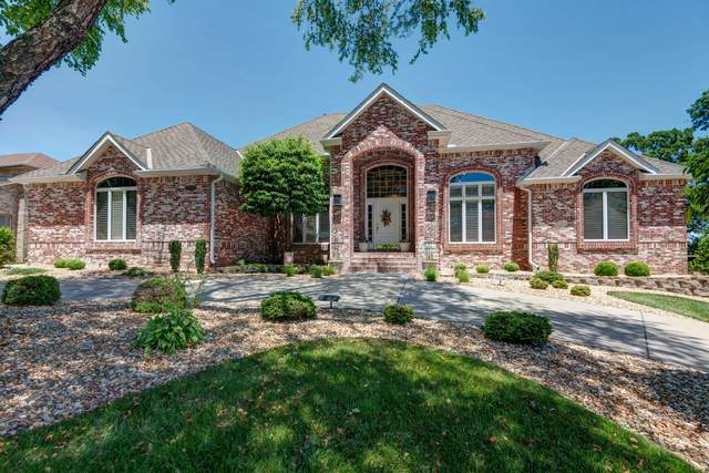 3707 Pleasant Valley Drive, Nixa, MO 65714 (MLS #60194173) :: The Real Estate Riders