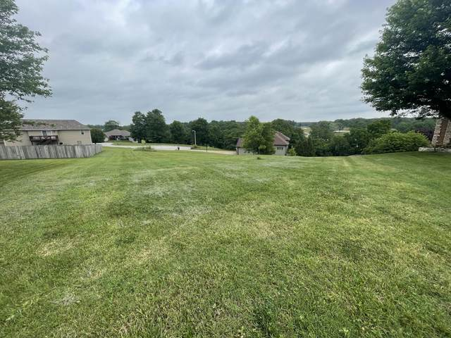 Lot 124 Falcon Heights, Rogersville, MO 65742 (MLS #60194174) :: Sue Carter Real Estate Group