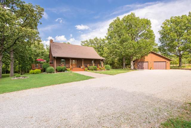 158 Oaktree Court, Niangua, MO 65713 (MLS #60194351) :: The Real Estate Riders