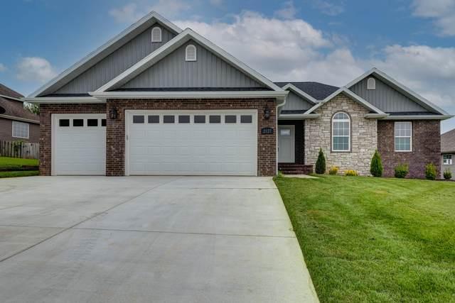 2127 N Jamestown Street, Ozark, MO 65721 (MLS #60194451) :: The Real Estate Riders