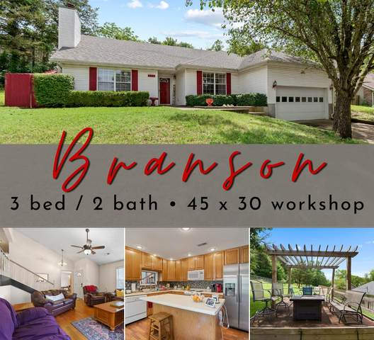 135 Rose Oneill Drive, Branson, MO 65616 (MLS #60194461) :: Team Real Estate - Springfield