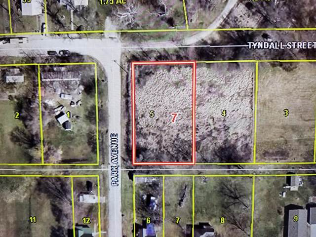 Lots 9&10 E Tyndall Street, Aurora, MO 65605 (MLS #60194695) :: United Country Real Estate