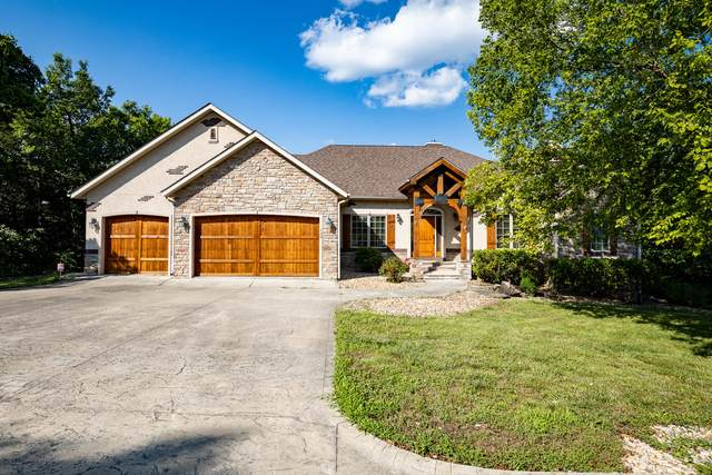 139 Roark Hills Drive, Branson, MO 65616 (MLS #60194785) :: The Real Estate Riders