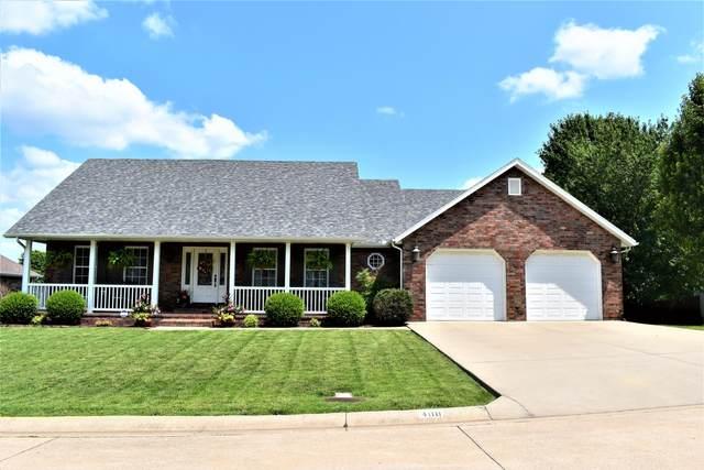 408 Honeysuckle Lane, Monett, MO 65708 (MLS #60194932) :: Tucker Real Estate Group | EXP Realty