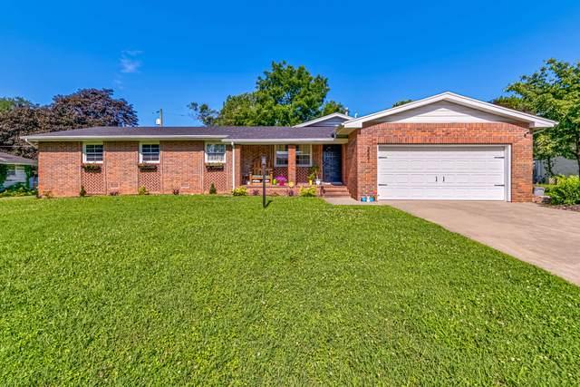 2231 S Oak Grove Avenue, Springfield, MO 65804 (MLS #60194975) :: Team Real Estate - Springfield