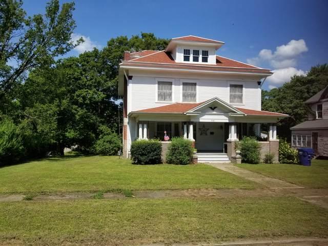 408 S Jackson Street, El Dorado Springs, MO 64744 (MLS #60194995) :: Team Real Estate - Springfield