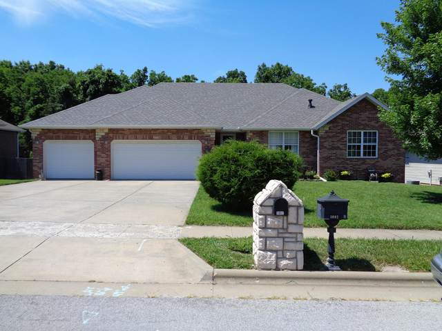 3007 W Augusta Hills Street, Springfield, MO 65803 (MLS #60195160) :: The Real Estate Riders